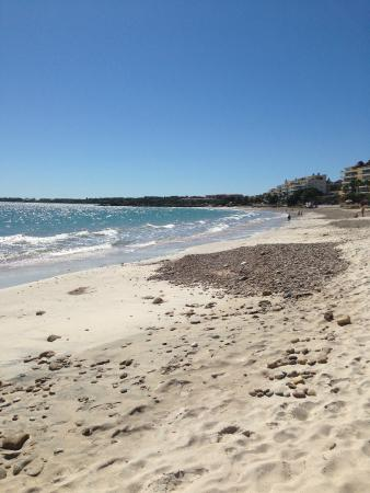 Hotel La Quinta del Sol: This is the beach in front of the La Quinta del Sol!!!