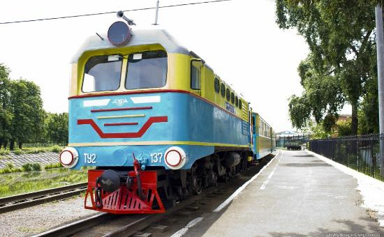 Rivne Children's Railway