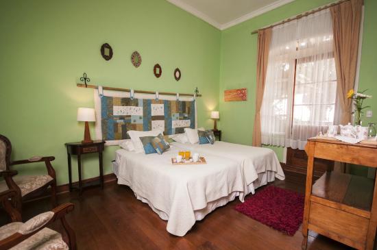 Hotel Boutique Acontraluz: Suite Mar