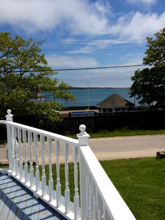 Bay of Fundy Inn: One view from the Bay of Fundy Guest House