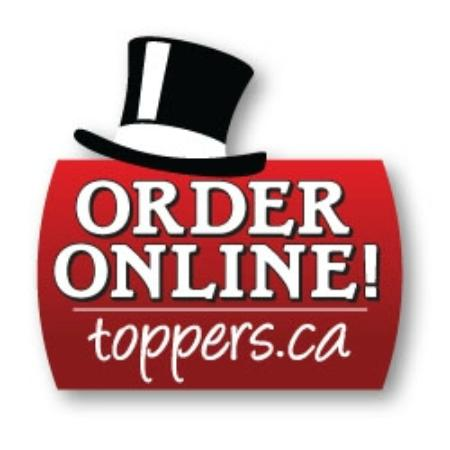 Toppers Pizza Collingwood : Order Online at toppers.ca