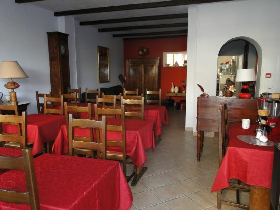 Hotel du Lys: LE RESTAURANT