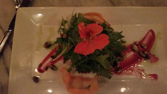 purdy s farmer the fish beet salad
