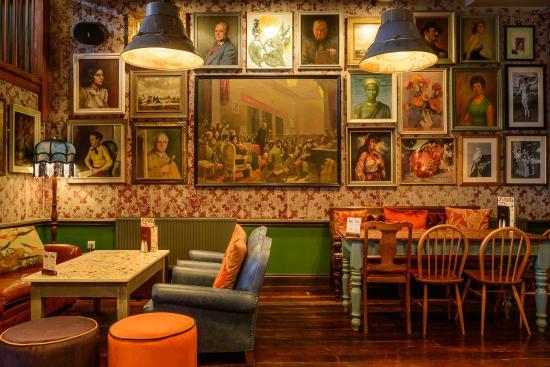 deco - Picture of Caballo Lounge, Epsom - TripAdvisor