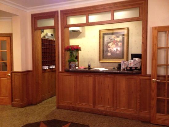 Hotel Deauville : Great little hotel