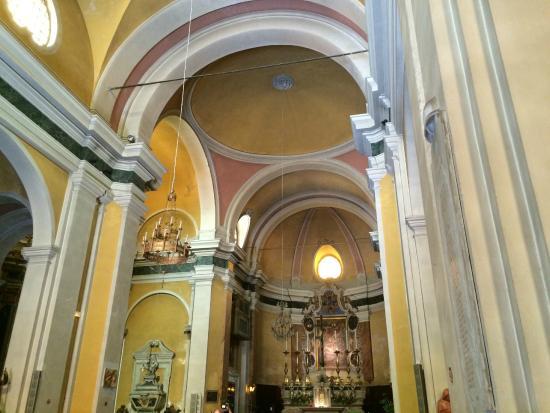 Eglise Saint-Michel : Interior