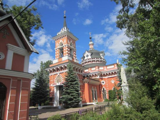 ‪Temple of the Smolensk Icon of the Mother of God‬