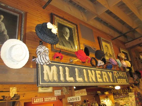 Vermont Country Store: Look Up you see even more......