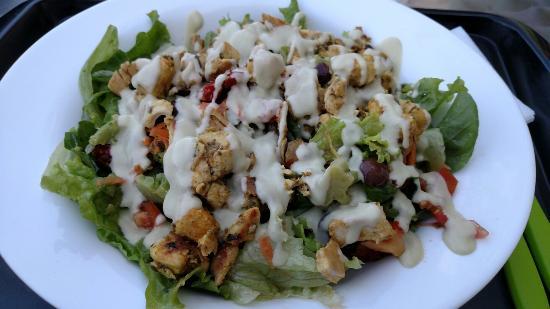 Crok Salad