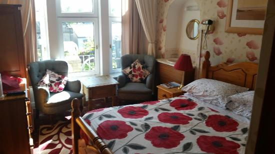 Woodside Guesthouse: My stay again at woodside gest house. Stirling