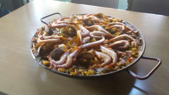 Desayunos platos y aperitivos fotograf a de el lagar for Platos aperitivos