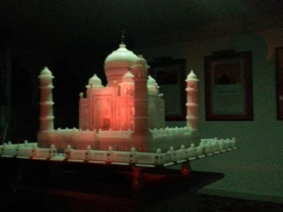 Taj Hotel & Convention Centre, Agra: making of taj