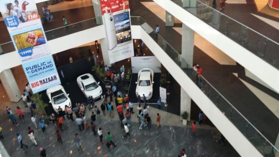 Chandigarh, India: Elante mall