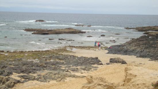 Restaurante O Calhetas : more beach