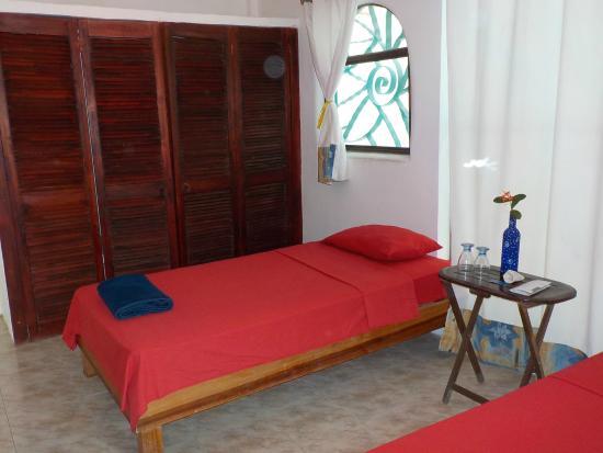 Villa Ana Maria : Mar del Norte room