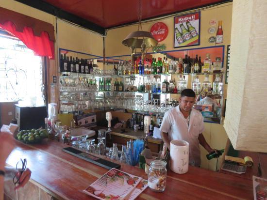 Serendib : Tha Bar area