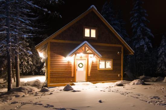 Cedar House Restaurant & Chalets: Garden Chalet