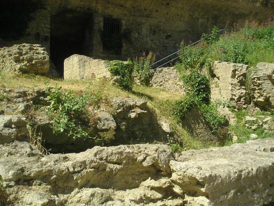 Roman Amphitheater Ruins