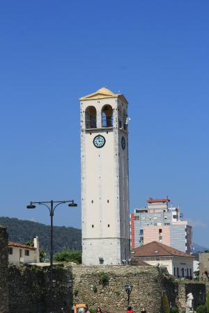 Clock Tower Sahati