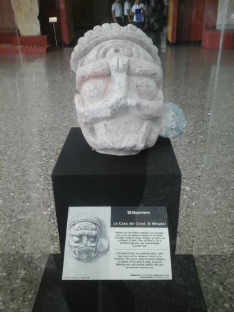 National Museum of Archaeology and Ethnology: Los Rostros de El Mirador
