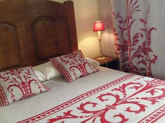 Hotel de Blauvac: Chambre