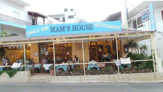 Mam's House Restaurant : Every meal a winner
