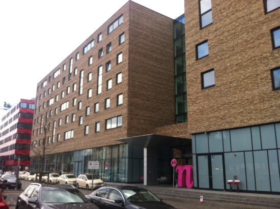 Hotels Berlin Friedrichshain Pink