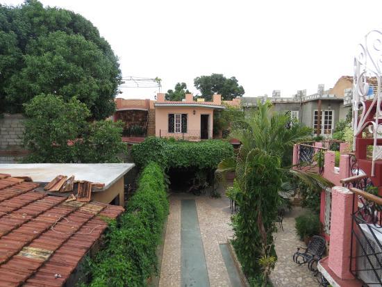 Casa OsmaryAlberto: Территория