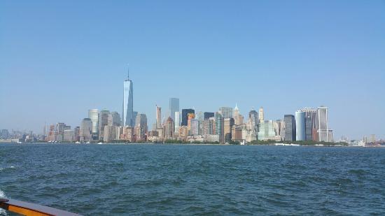 AIA-NY Boat Tour: The views
