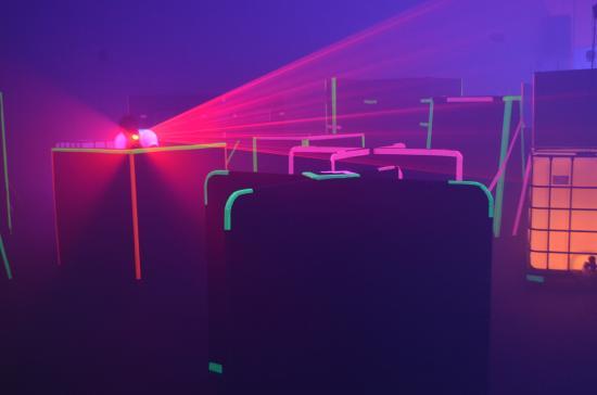 LaserGame Aachen - Black LaserTag