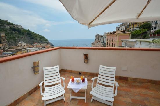mansarda - Picture of Residence Torre Paradiso, Minori - TripAdvisor