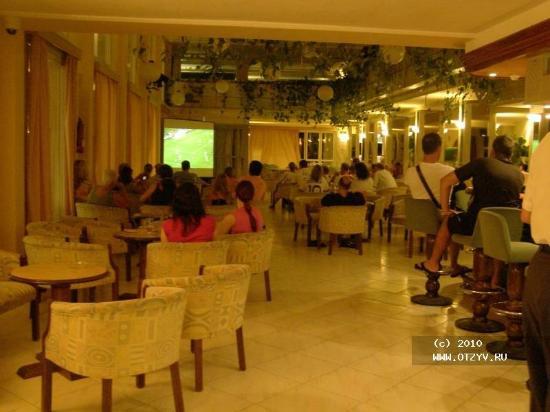 Hotel Hispania : смотрим