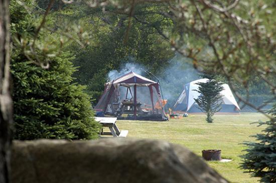 Campground in Edmundston