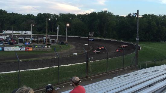 Webster City, IA: Turn 1