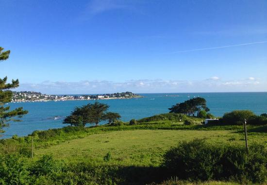 Residence Les Cotes d'Armor : vue de la côte