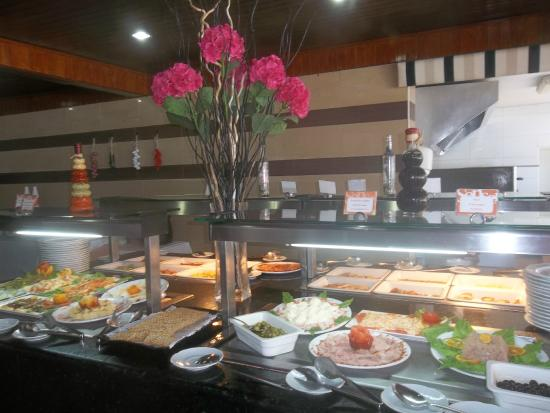 Buffet at lunch time picture of eo suite hotel jardin - Jardin dorado maspalomas ...