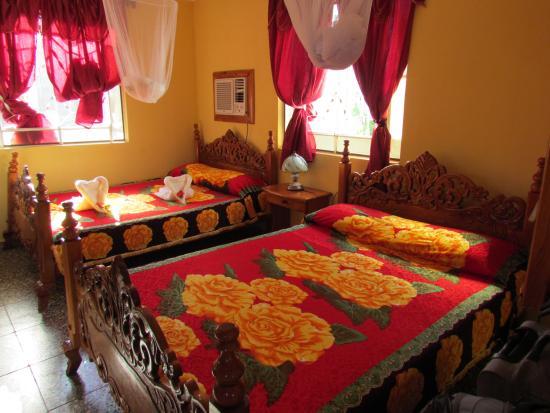 Villa Jorge y Ana Luisa : our room