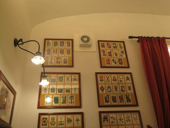 Trattoria Micci: interior