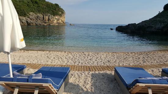 Mikri Ammos Beach - Picture of Mikri Ammos Beach, Syvota - Tripadvisor