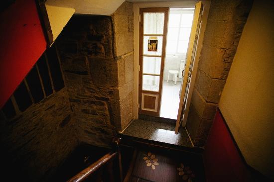 Casa Felisa : Туалет на пролет ниже