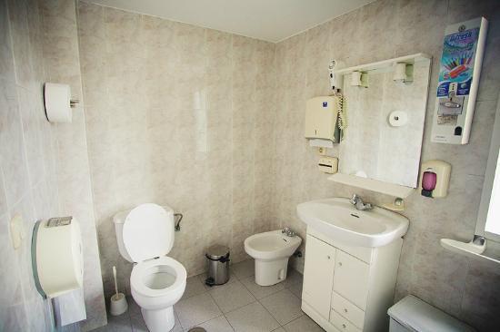Casa Felisa : Туалет