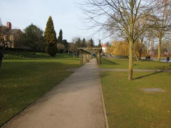 Rowntree Park: beautiful place