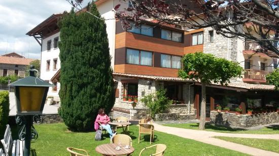 Hotel Calitxo: Divino el entorno !!