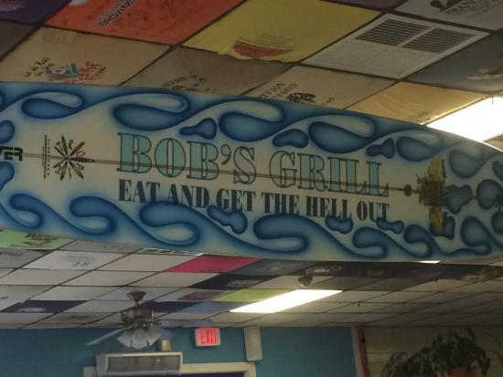 Bob's Grill: Bobs