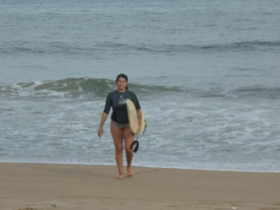 Playa Punta Colorada: p