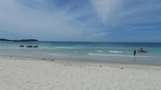 Long Beach Lodge: the beach