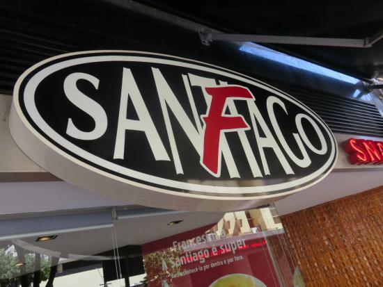 Cafe Santiago F: Don't get lost