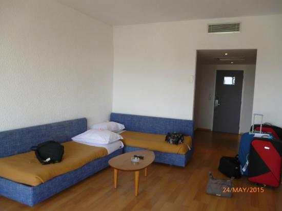 SunConnect One Resort Monastir: second bedroom of the family room