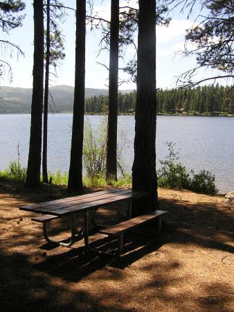 Placid Lake State Park照片