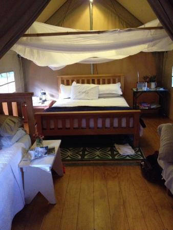 Wainamu Luxury Tents